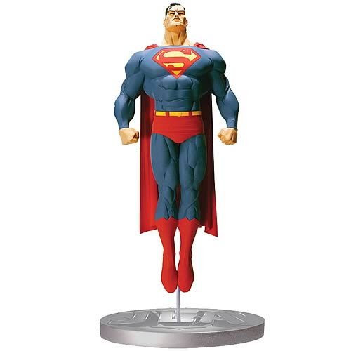 Superman Justice League of America Cover to Cover Statue