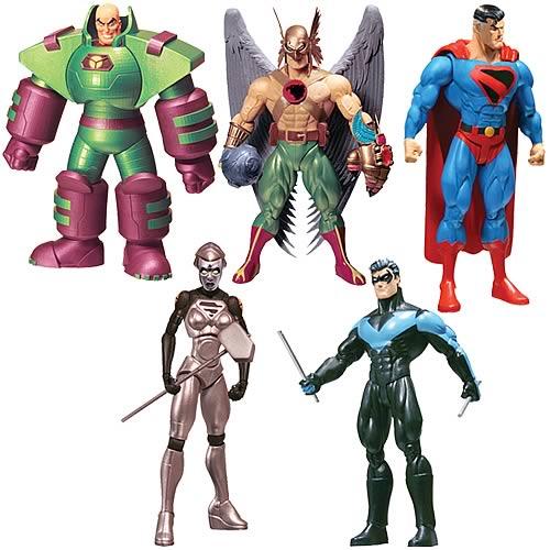 Superman Batman Series 3 Action Figure Case
