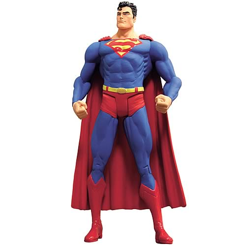 Justice League of America Series 1 Superman Action Figure