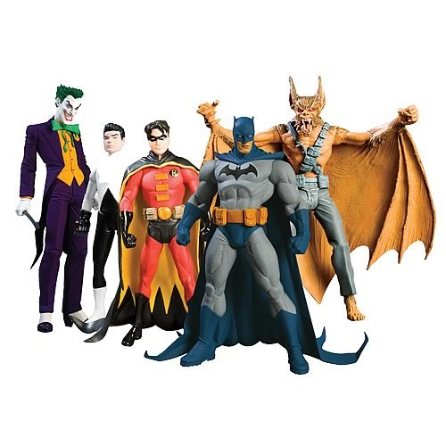 Batman And Son Action Figure Set