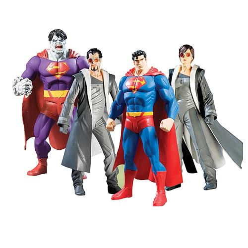 Superman Last Son Series 1 Action Figure Case