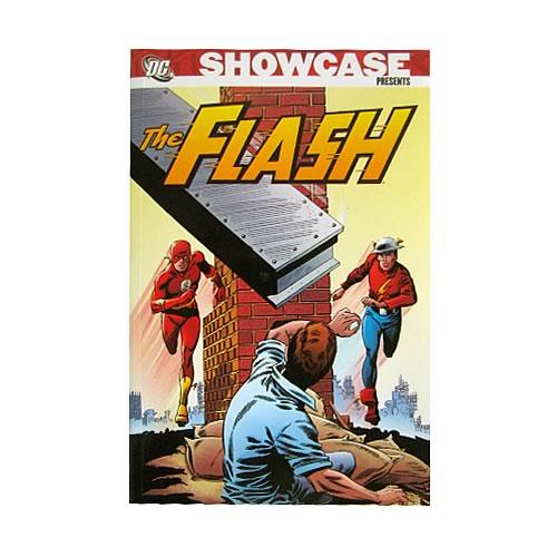 Showcase Presents The Flash Volume 2 Graphic Novel