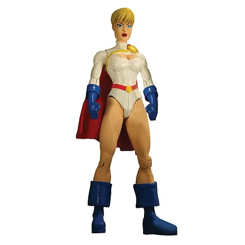 Superman Batman Power Girl Action Figure