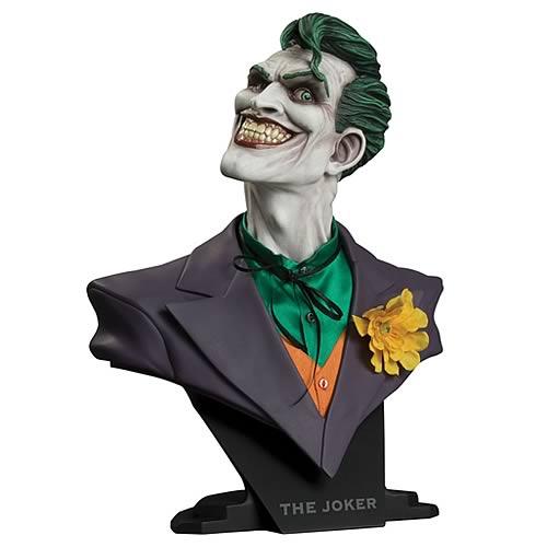 Batman The Joker 1:2 Scale Bust