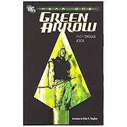 Green Arrow Year One Graphic Novel