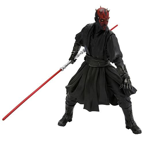 Star Wars Phantom Menace Darth Maul ArtFX+ Statue