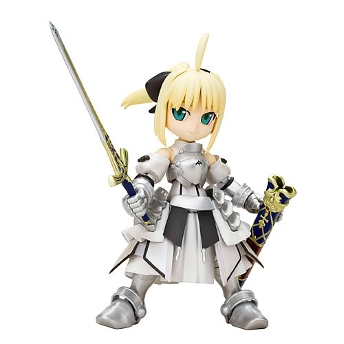 Fate Stay Night Saber-San Lily Model Kit