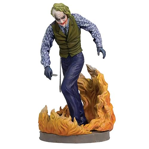 Batman: The Dark Knight Joker Vinyl Statue