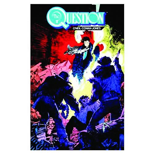 Question Volume 4 Graphic Novel