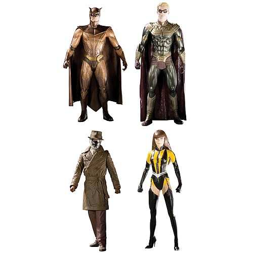 Watchmen Movie Series 1 Action Figure Inner Case