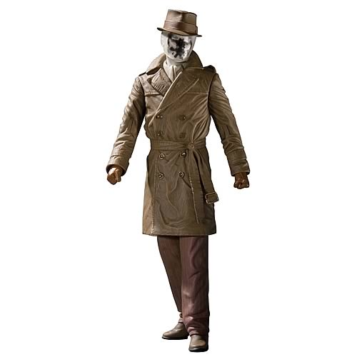 Watchmen Movie Rorschach Action Figure