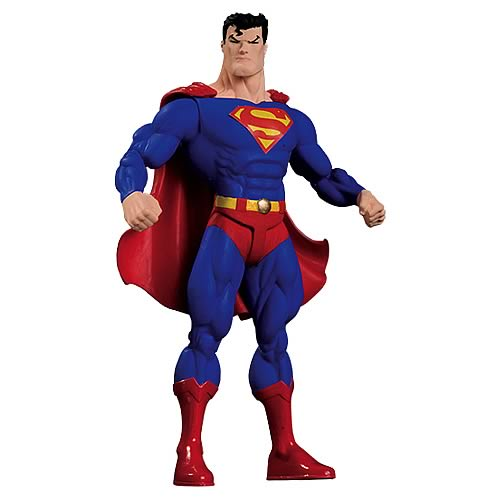 Justice League of America Classified Classic Superman Figure