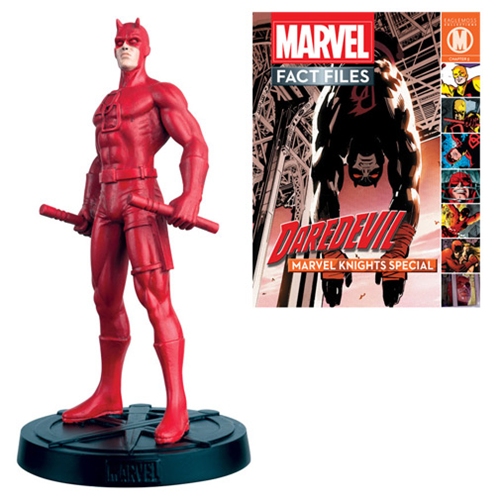 Marvel Fact Files Special #15 Daredevil Figure