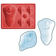 Neon Genesis Evangelion 10th Angel Silicone Ice Cube Tray