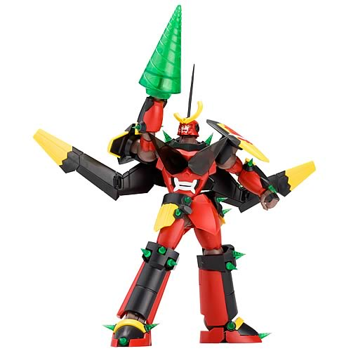 Gurren Lagann Tengen Toppa Version 1.5 Model Kit