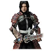 Onimusha 3 Akechi Hidemitsu Real Masterpiece Action Figure