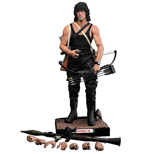 Enterbay John Rambo HD Masterpiece 1:4 Figure