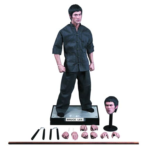 Bruce Lee HD Masterpiece 1:4 Scale Action Figure
