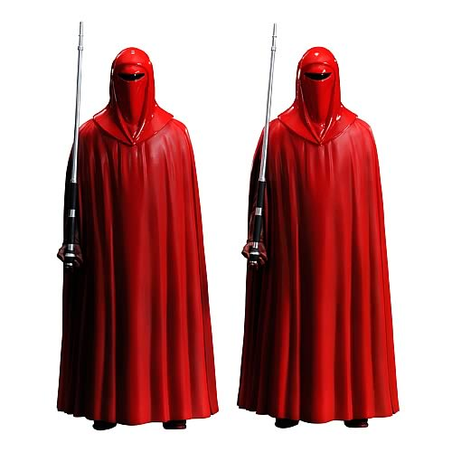 Star Wars Emperor's Royal Guard Snap-Fit Model Kit 2-Pack
