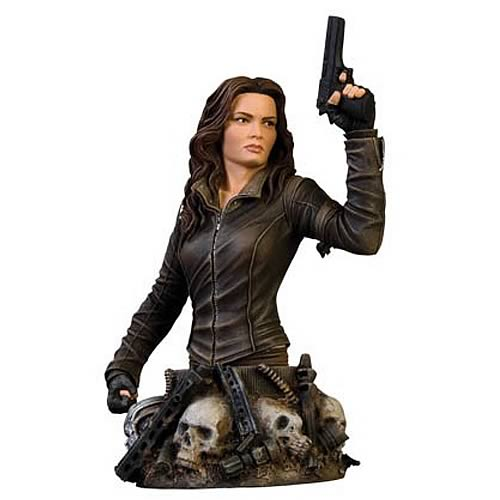 Terminator Salvation Blair Williams Bust