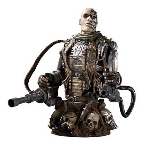 T 600 Terminator Salvation Terminator Salvation T-600