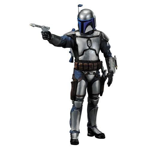 Star Wars Jango Fett Attack of the Clones ArtFX Statue