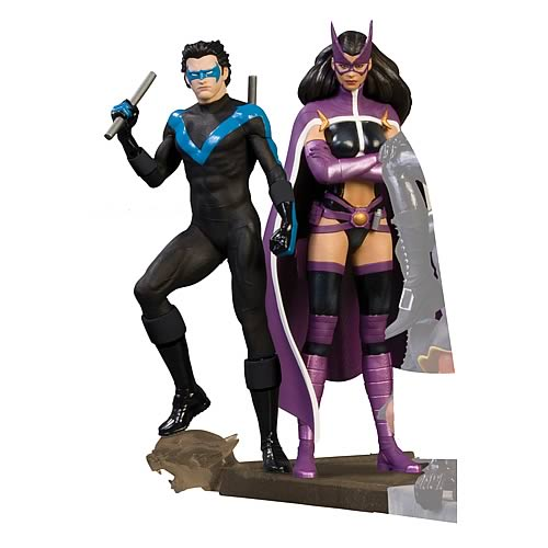 Batman Family Statue #2