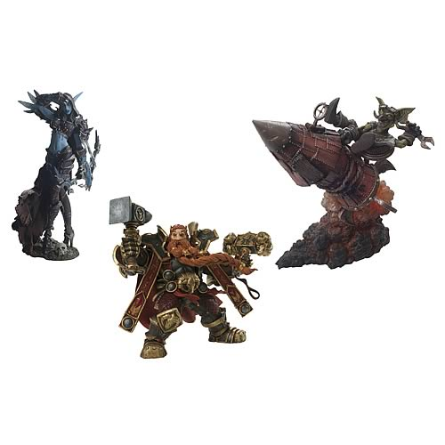 World of Warcraft Series 6 Action Figure Set