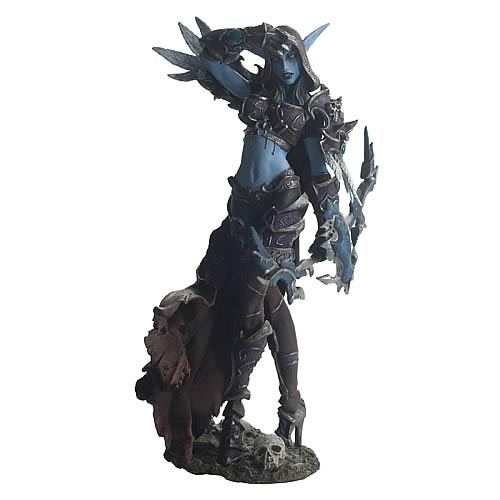 World of Warcraft Series 6 Forsaken Queen Figure