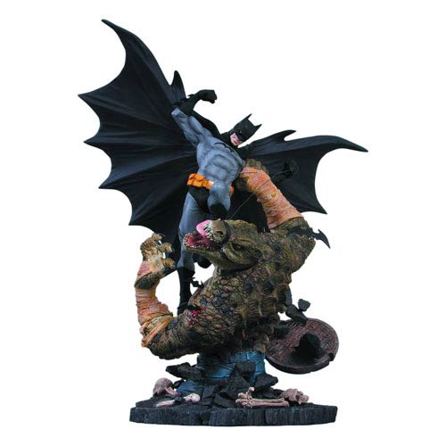 Classic Confrontations Batman vs. Killer Croc #2 Statue