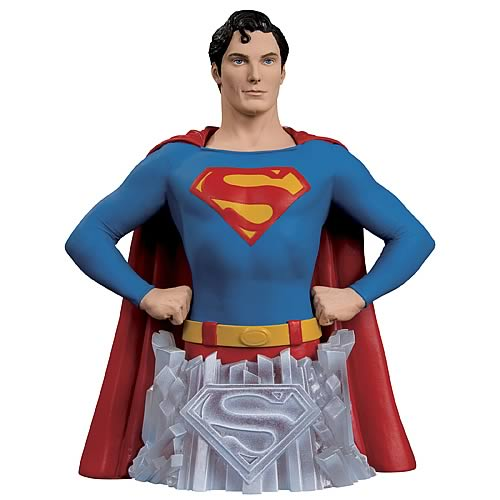 Superman Christopher Reeve Bust