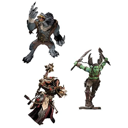 World of Warcraft Series 7 Action Figure Set