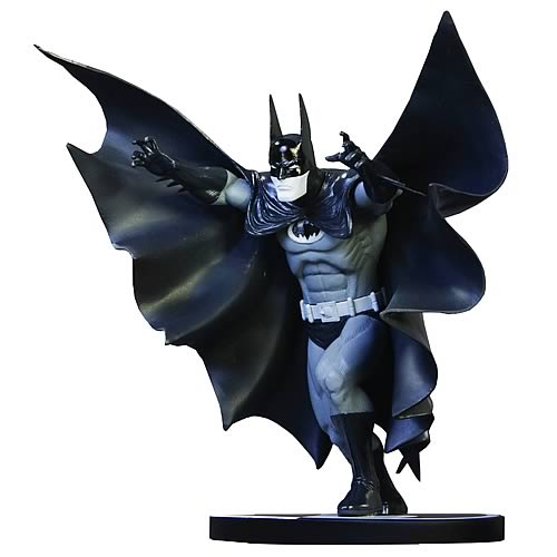 Batman Black and White Marshall Rogers Statue