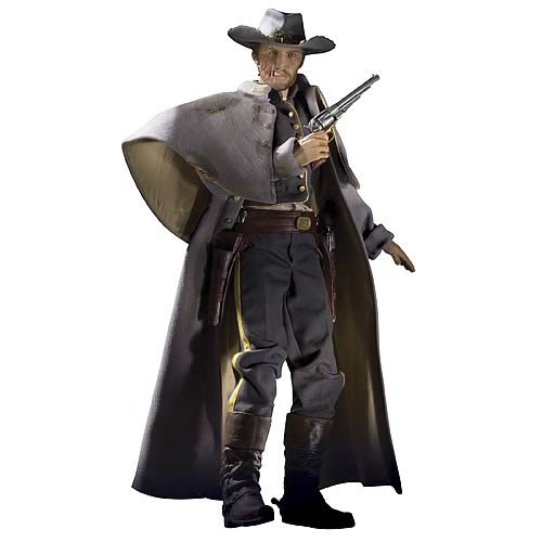 Jonah Hex Movie Jonah Hex 1:6 Scale Deluxe Action Figure
