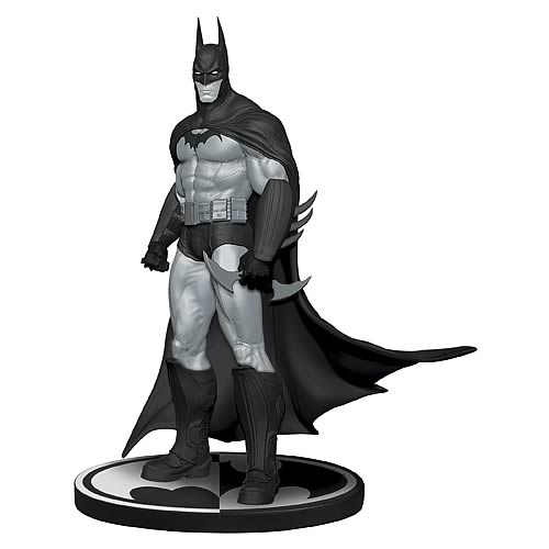 Batman Black and White Arkham Asylum Statue