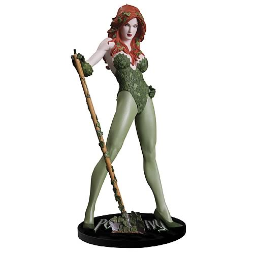 Cover Girls of the DC Universe Poison Ivy Statue