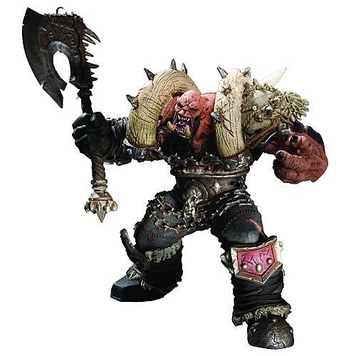 World of Warcraft Premium Series 3 Garrosh Action Figure