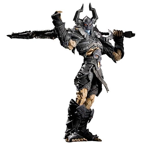 World of Warcraft Series 8 Black Knight Action Figure