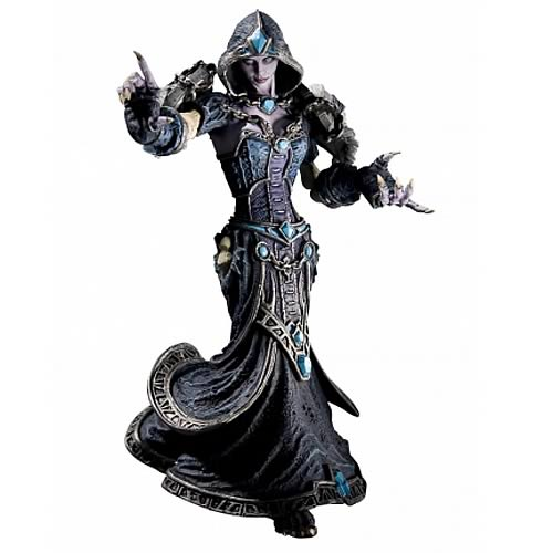 World of Warcraft Series 8 Forsaken Priestess Action Figure
