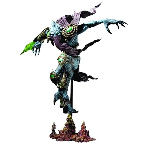 StarCraft Premium Series 1 Zeratul Action Figure