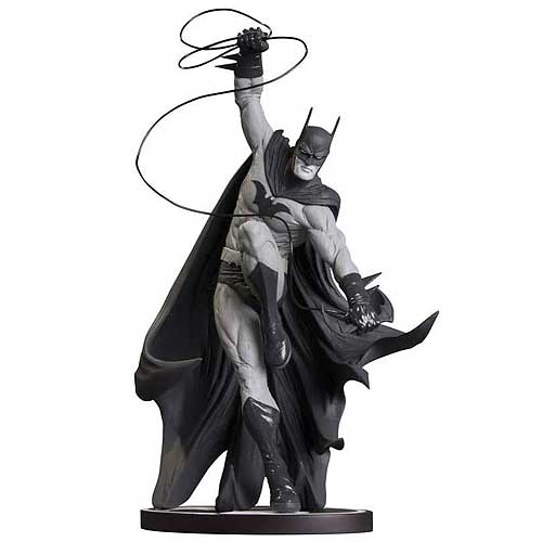 Batman Black and White Tony Daniel Batman Statue