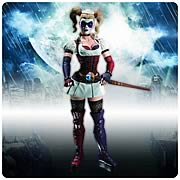 Batman Arkham Asylum Series 1 Harley Quinn Action Figure