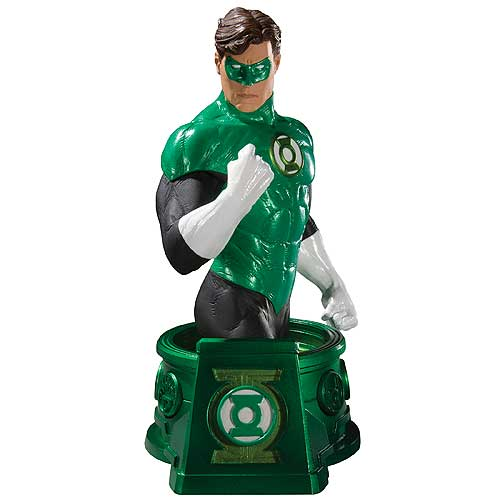 Heroes of the DC Universe Blackest Night Hal Jordan Bust