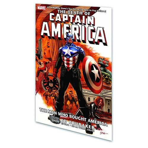 Captain America Vol. 3 Death of Cap Graphic Novel