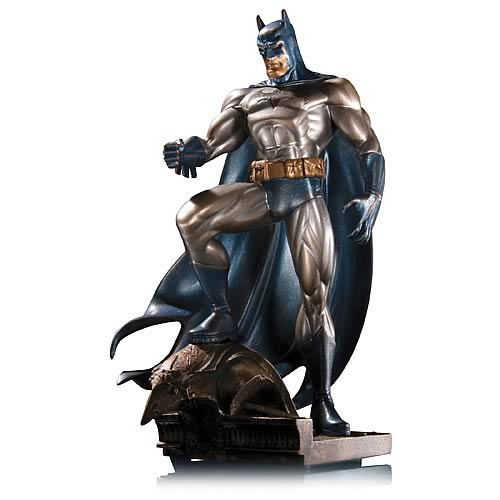 Batman Patina Mini-Statue