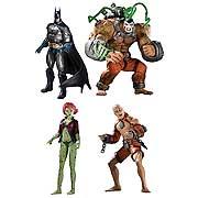 Batman Arkham Asylum Series 2 Action Figure Set
