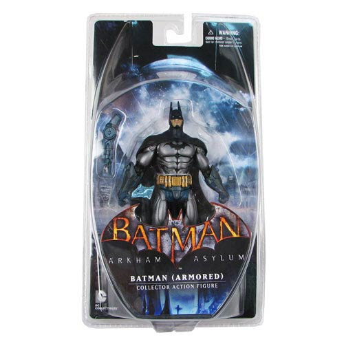 Batman Arkham Asylum Armored Batman Action Figure