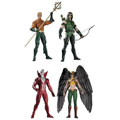 Green Lantern Brightest Day Series 1 Action Figure Set