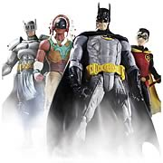Batman Incorporated Action Figure Set