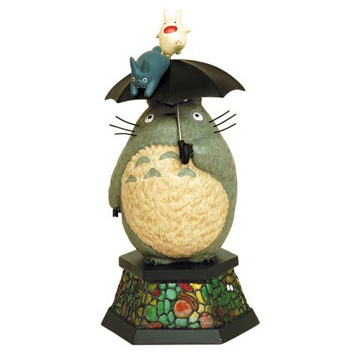 My Neighbor Totoro Music Box Statue